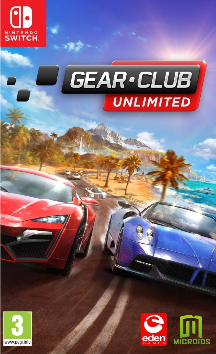 Gear Club Unlimited Nintendo Switch
